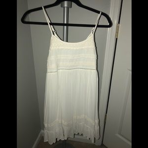 White flowy dress from Nordstrom never worn